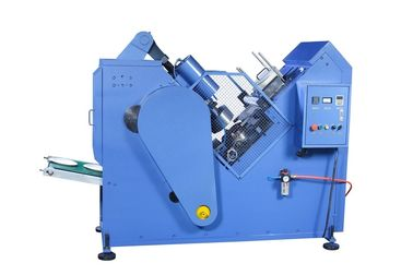 Disposable Paper Plate Forming Machine / Making Machinery For 400mm Diameter Dishes / Trays / Plates