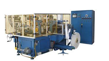 الصين SCM-H أفقي 150PCS / آلة دقيقة عالية السرعة التلقائي رقة كأس / صنع الآلات مع الهواء الساخن ختم موزع
